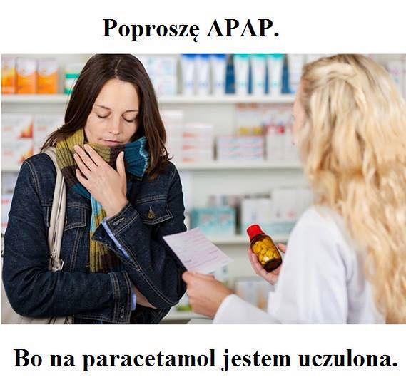 """""""Nie pamiętam, jak to się nazywało, ale jak mi pani pokaże, to będę wiedział, że to ten lek"""""""