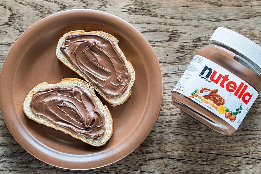 Niezdrowa Nutella