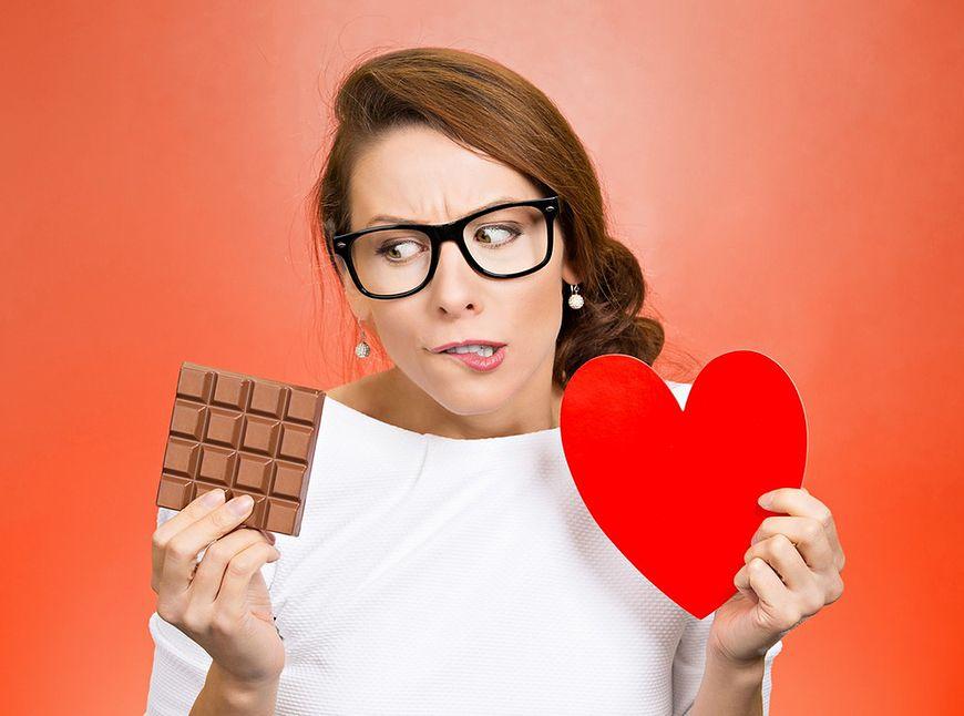 Wpływ słodyczy na zdrowie