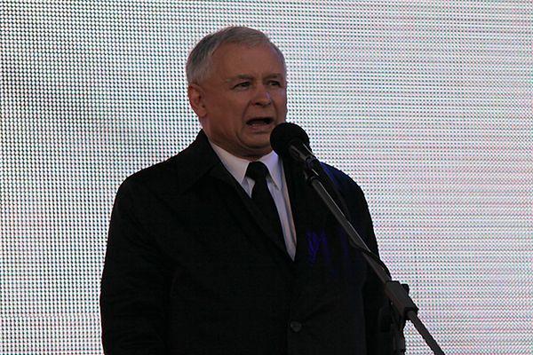 Kaczyński o krytyce zachodnich polityków: żadne pohukiwania nie odwrócą nas z tej drogi