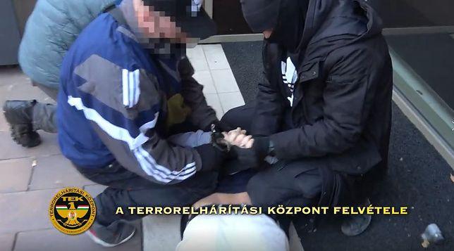 Katowice. 24-latek podejrzany o porwanie ukrywał się na Węgrzech.