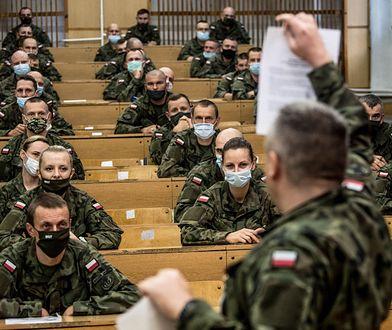 Koronawirus w Polsce. Wojska Obrony Terytorialnej