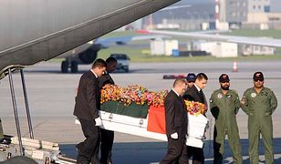 Ciało zamordowanego Polaka powróciło do kraju