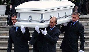 Pogrzeb Piotra Stańczaka