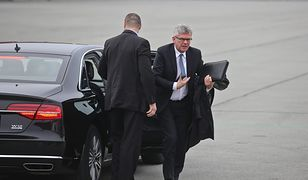 Marszałek Stanisław Karczewski kupuje dwie luksusowe limuzyny