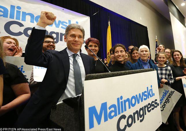 Tom Malinowski wygrał wybory w swoim okręgu w New Jersey i zasiądzie w Izbie Reprezentantów