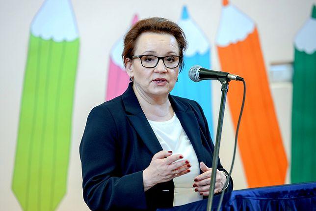 Minister edukacji spotyka się z wyborcami na Podlasiu