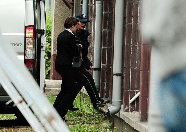 Mąż Katarzyny W., Bartek, zeznawał w procesie - zdjęcia