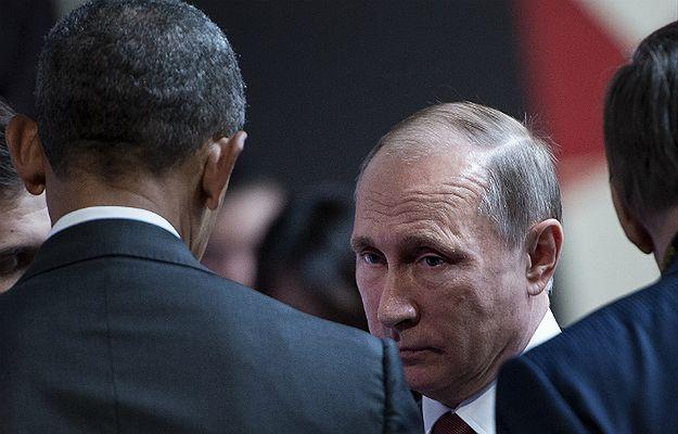 Spotkanie na szczycie APEC. Obama i Putin rozmawiali o Ukrainie i Syrii