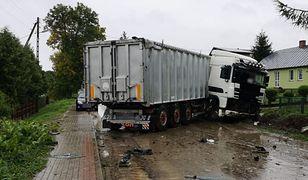 Do tragicznego wypadku doszło w miejscowości Komarów Osada