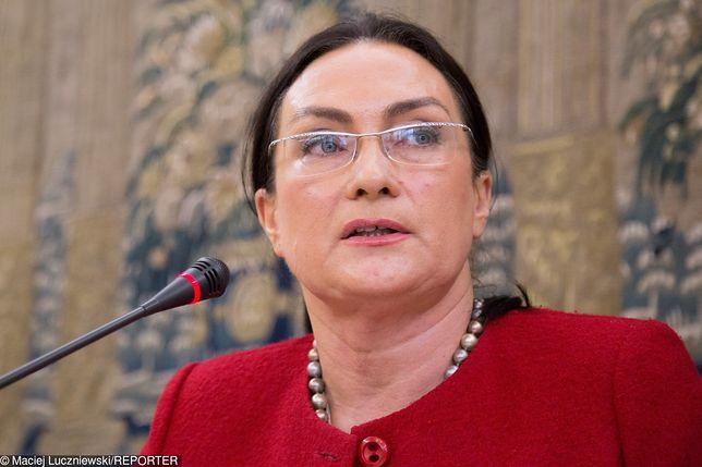 Wybory do Parlamentu Europejskiego 2019. Izabela Kloc (PiS) została pozwana w trybie wyboczym