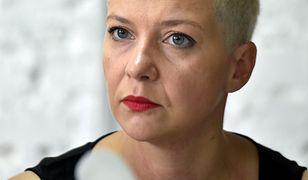 Białoruś. Maria Kolesnikova opowiedziała o rewolucji kobiet