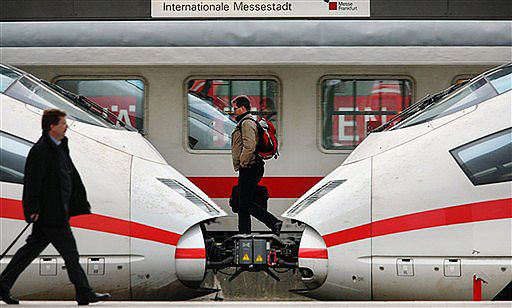 Niemiecka kolej wycofuje wszystkie superszybkie pociągi