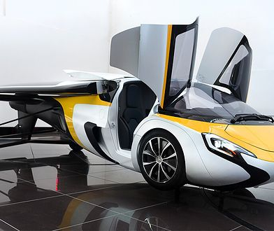 AeroMobil Flying Car: latający samochód ze Słowacji