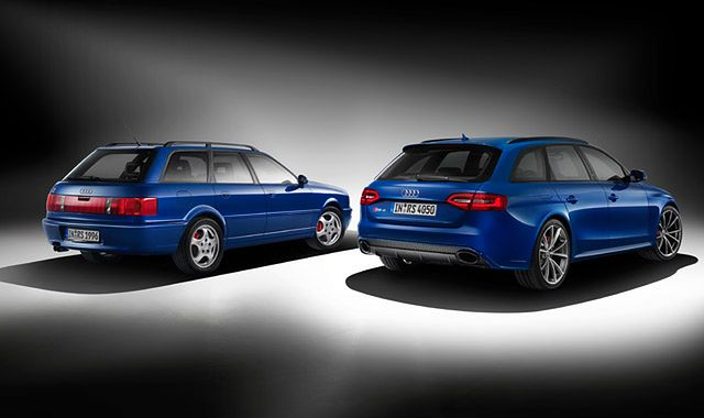 Audi RS4 Avant Nogaro selection: w hołdzie klasyki