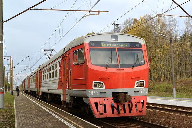 Pierwszy pociąg z przesiadką w Braniewie wyruszył z Kaliningradu w piątek 5 stycznia