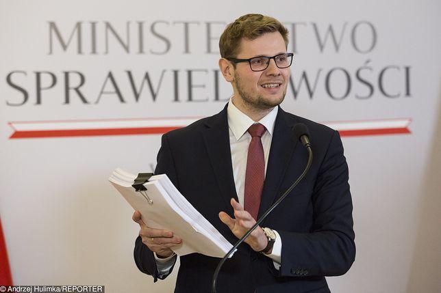 Wiceminister sprawiedliwości o wprowadzeniu Rejestru Sprawców Przestępstw na Tle Seksualnym