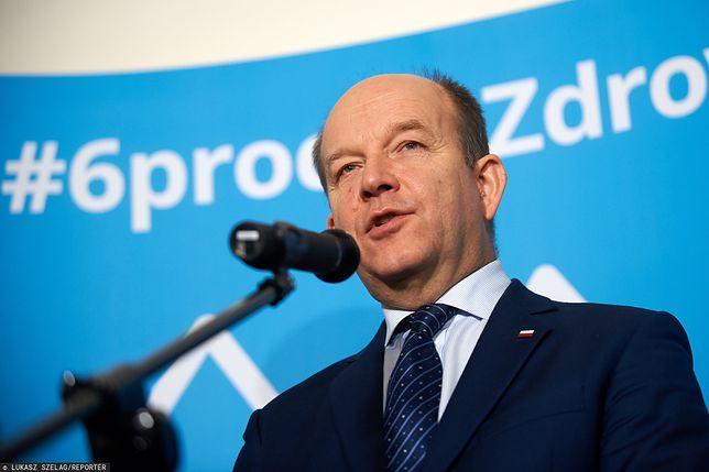 Koronawirus w Polsce. Wojewoda Konstanty Radziwiłł zabrał głos.