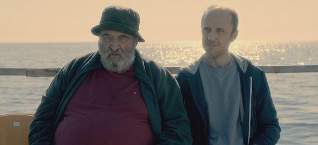 "Kadr z filmu ""Ja i mój tata"""