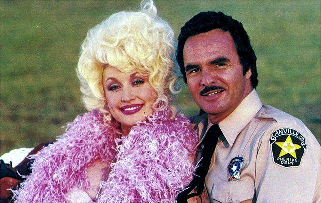 Burt Reynolds i Dolly Parton znali się od lat