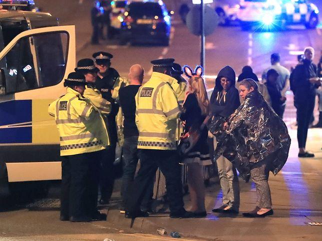 Zamach w Manchesterze: policja zatrzymała 14. podejrzanego