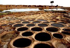 Gigantyczny zbiornik wody pod Saharą. Jest jak siedem Bałtyków