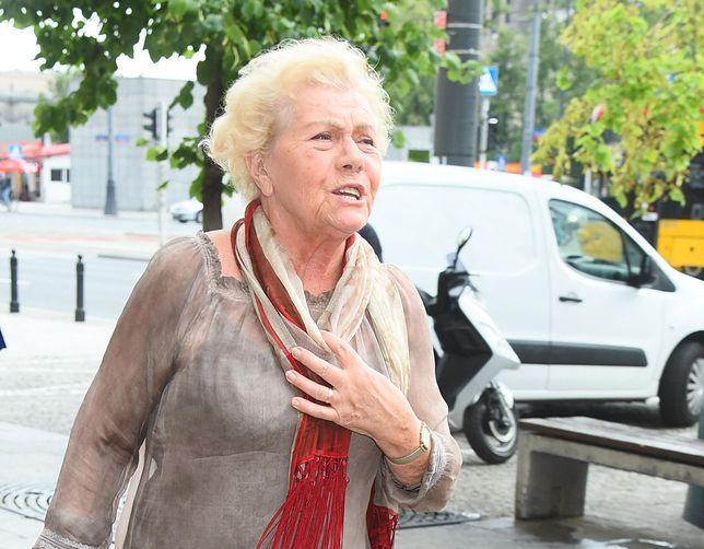 Teresa Lipowska ma 81 lat