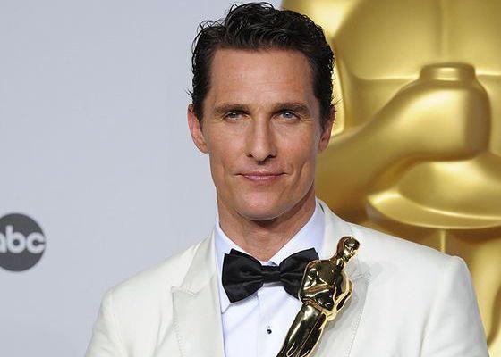 "Matthew McConaughey nadal chętny na ""Detektywa"""