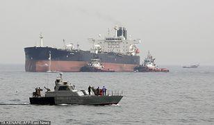 Sensacyjne doniesienia z Bliskiego Wschodu. Iran miał przejąć tankowiec z ZEA