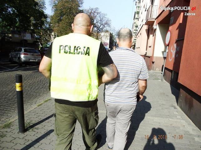 Policja zatrzymała Monzera M. w połowie sierpnia
