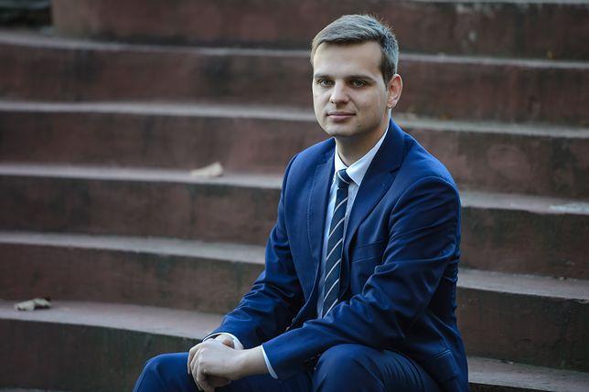 Jakub Kulesza chciałby stanąć do walki z politykiem PiS