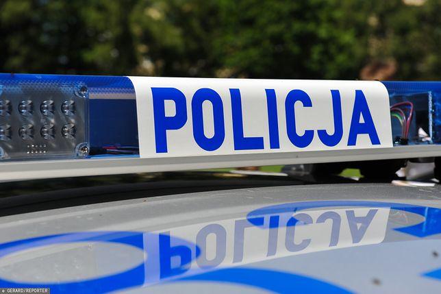 Jastków. 20-latek został śmiertelnie potrącony przez samochód dostawczy