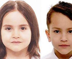 8-letni Mikołaj i 6-letnia Olivia zaginęli. Apel o pomoc