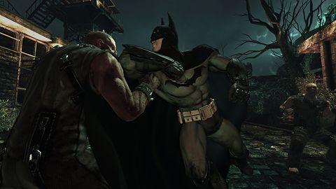 A oto z kim, między innymi, zmierzy się Batman w Arkham Asylum