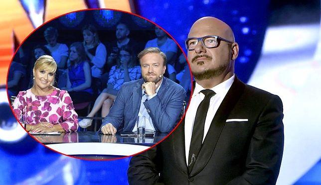 """Piotr Gąsowski tłumaczy konflikt wokół show Polsatu. """"Tak się czasem zdarza przy gorących głowach"""""""