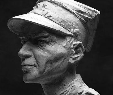 Pomnik rotmistrza Pileckiego już wkrótce na Żoliborzu. Zobacz, jak będzie wyglądać [GALERIA]