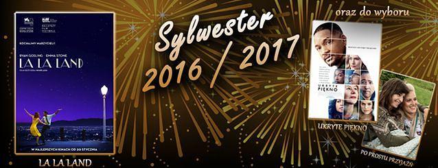 Noc Sylwestrowa 2016/2017 w Kinie Atlantic