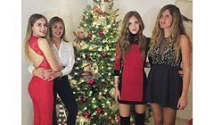 Jak gwiazdy mody spędzają Święta?