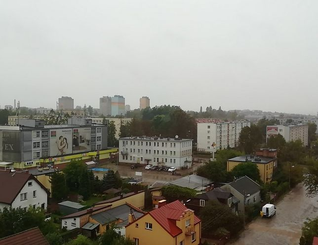 W całej Polsce możliwe będą przelotne opady deszczu