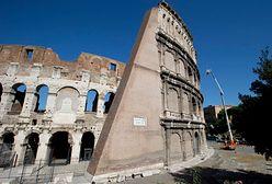 Eksperci alarmują: Koloseum się przechyla