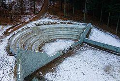 Bielsko-Biała. Opóźniona inwestycja. Leśny amfiteatr będzie gotowy w maju