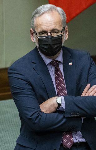 Adam Niedzielski Andrzej Iwanczuk/REPORTER