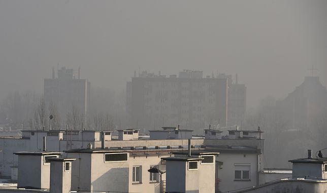 Smog Kraków - 11 grudnia
