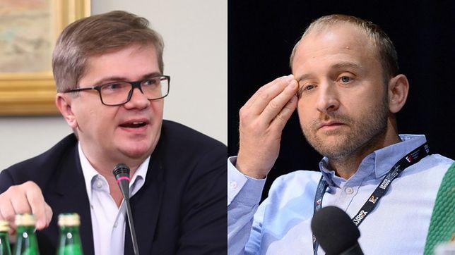 Sylwester Latkowski zaatakował Borysa Szyca. Sprawa znajdzie finał w sądzie