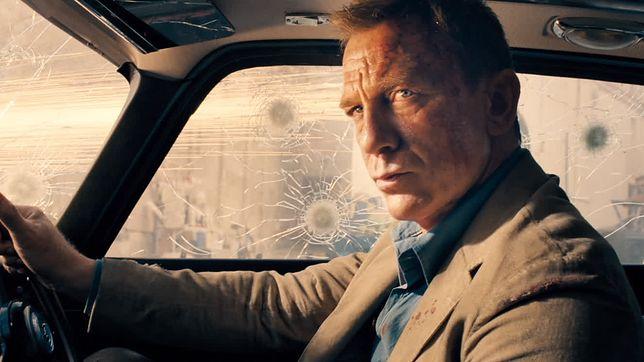 """""""Nie czas umierać"""" to ostatni film z Danielem Craigiem w roli Bonda"""