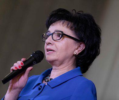 Marszałek Sejmu Elżbieta Witek (zdj. arch.)