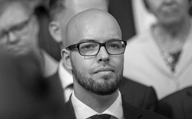 Nie żyje Dawid Krupej, 29-letni radny PiS z Gdańska.