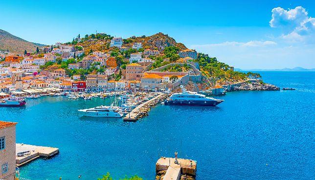 Wczasy w Grecji - Wyspy Sarońskie