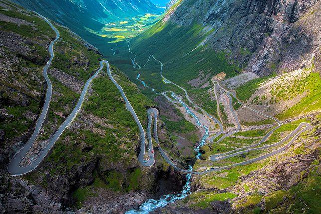 Najbardziej zakręcone drogi Europy