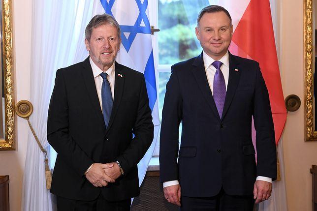 Ambasador Izraela w Polsce: Głos Polski musi być słyszalny w Izraelu